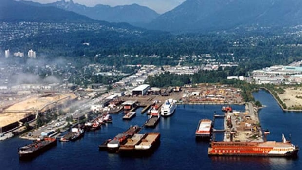 Seaspan Shipyards in North Vancouver will provide three Offshore Fisheries Science Vessels as part of the National Shipbuilding and Procurement Strategy.