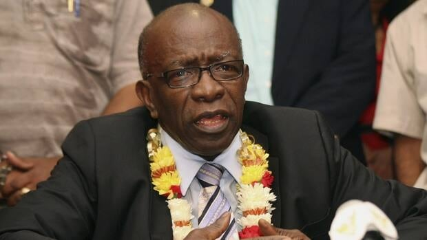 Jack Warner said he was awarded World Cup TV rights for as little as $1 in return for helping Sepp Blatter win elections for the presidency of world football's ruling body.