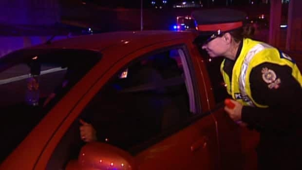 Edmonton Police launched the 2011 holiday checkstop program on Dec. 1.