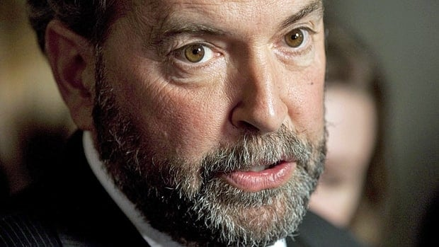 NDP MP Thomas Mulcair is expected to enter the race for the leadership of the federal NDP on Thursday.
