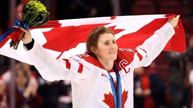 Hayley Wickenheiser is set to lead Team Canada at the upcoming Sochi games.