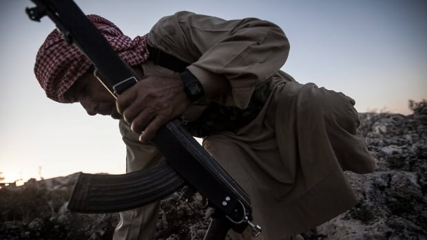 Syrian rebel groups linked with al-Qaeda have been accused of war crimes by. (AP Photo)