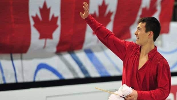 Patrick Chan ended an undefeated season with victory at the ISU Grand Prix of Figure Skating final in Quebec City. His effort earned him another laurel, CP top athlete.