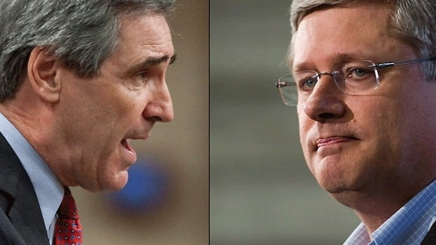 Liberal Leader Michael Ignatieff and Conservative Leader Stephen Harper will take part in short one-on-one exchanges during the televised debates.