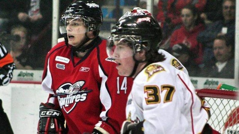 OHL slaps Niagara's Kuhnhackl with 20-game suspension   CBC