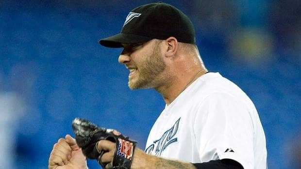 Pitcher Jon Rauch, pictured here last season with the Toronto Blue Jays, has reportedly agreed to a one-year deal with the New York Mets.