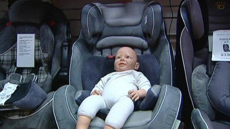 Canada Car Seat Regulations Weight