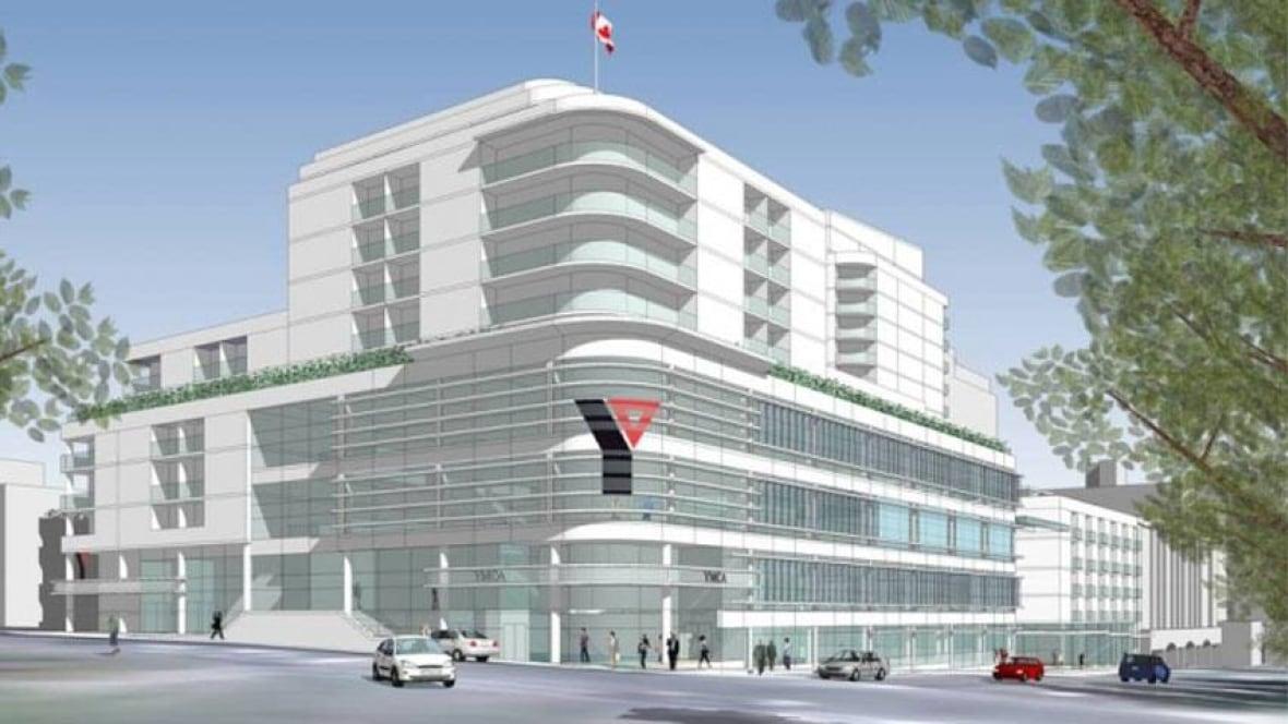 Ymca Halifax New Building