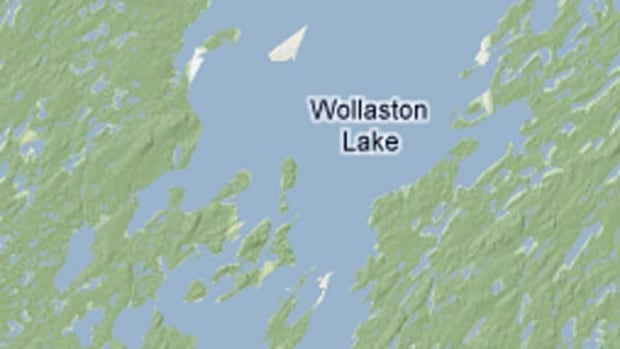 Wollaston Lake's ice road provides vital transportation access to many northern Saskatchewan communities.
