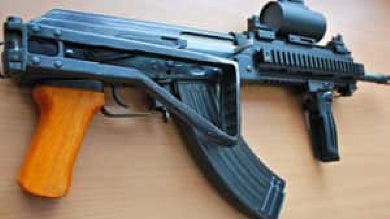 Replica AK-47 BB guns allowed into Canada | CBC News