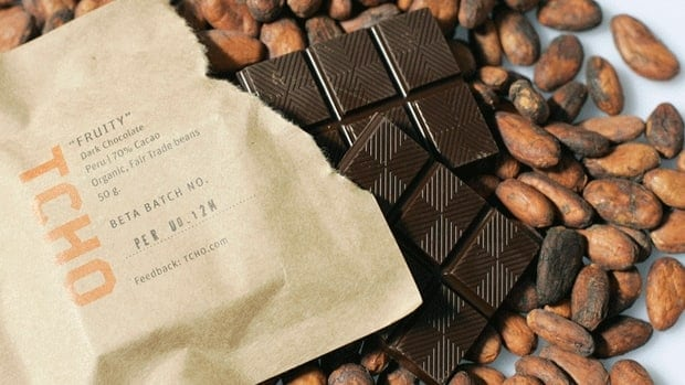 Quebec researchers say dark chocolate's high level of chemicals known as polyphenols increases blood flow close to the skin, which can help protect against sunburns.