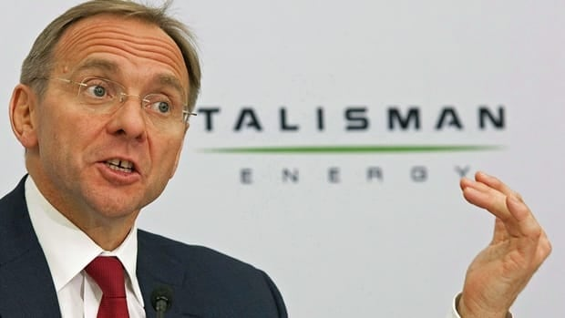 Talisman CEO John Manzoni says its latest deal with Sasol could potentially accelerate development of the Montney shale gas formation in B.C.