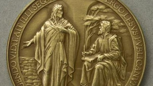 "The Vatican has withdrawn thousands of gold, silver and bronze medals minted to commemorate the first year of Pope Francis's pontificate after discovering Jesus's name was spelled ""Lesus."""
