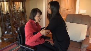 Elayne Shapray disappointed by assisted suicide decision
