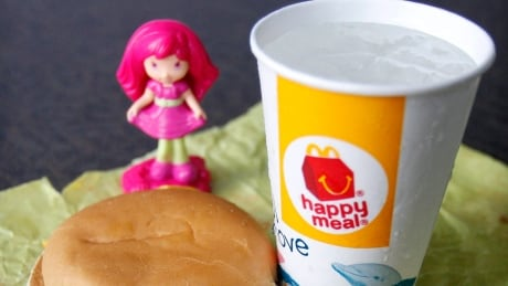 Not lovin' it: McDonald's sues over Happy Meal toy tax tally