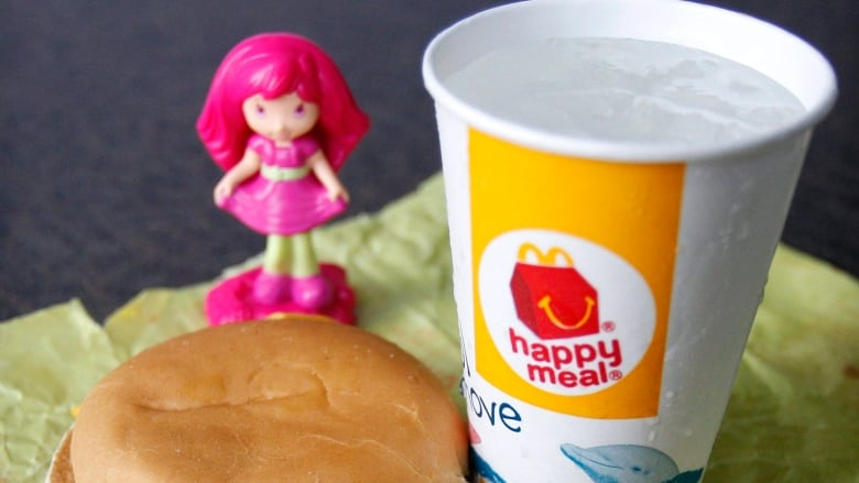 not lovin it mcdonald s sues over happy meal toy tax tally cbc news
