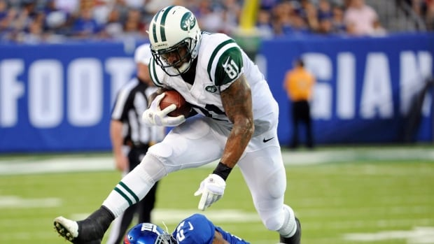 New York Jets tight end Kellen Winslow is only two years removed from catching 75 passes for Tampa Bay in 2011.
