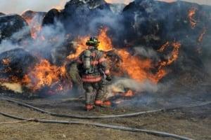 Moose Jaw fire