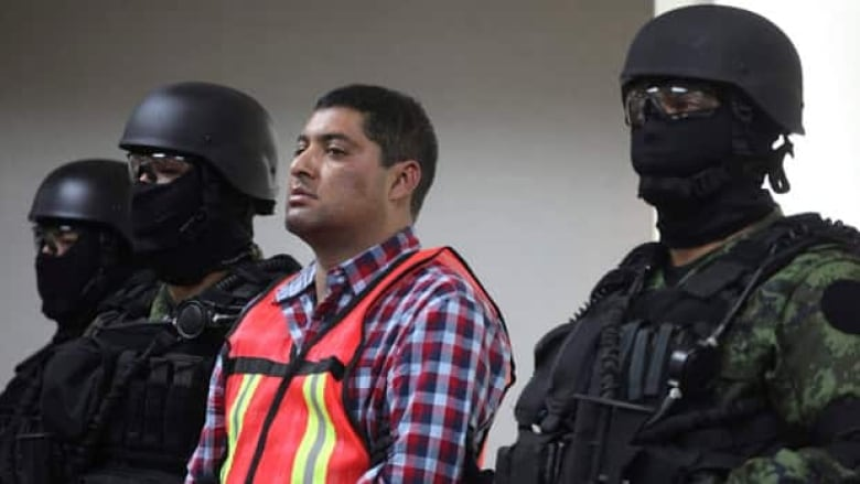Hackers threaten Mexican drug cartel | CBC News
