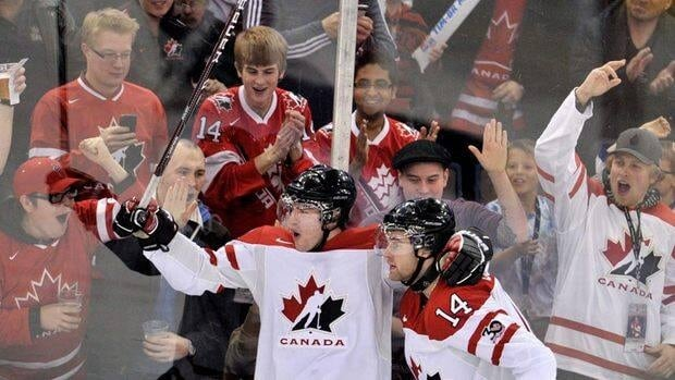 Canada has opened the world junior hockey championship with three straight wins and will close out the preliminary round Saturday against the United States.