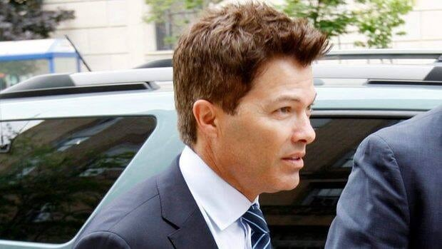Canadian sports doctor Anthony Galea arrives at Federal Court for a plea hearing in Buffalo, N.Y., on July 6. Galea pleaded guilty to bringing mislabelled drugs into the U.S., including human growth hormone, to treat athletes.