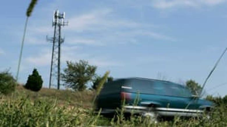 Cell tower radiation harmful to humans: study   CBC News