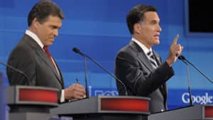 Romney stance on gay rights