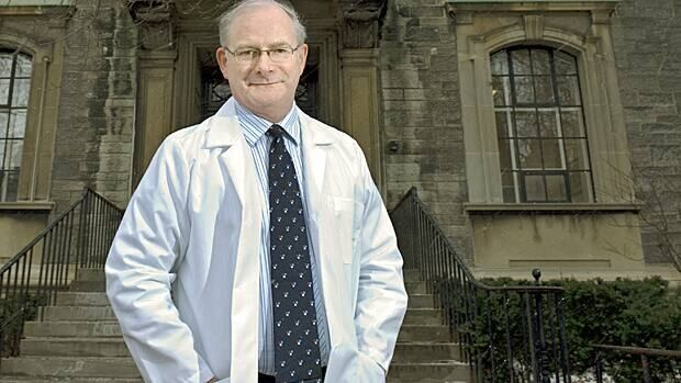 Dr. Peter St. George-Hyslop led the Canadian team that helped find four new genes connected with Alzheimer's.