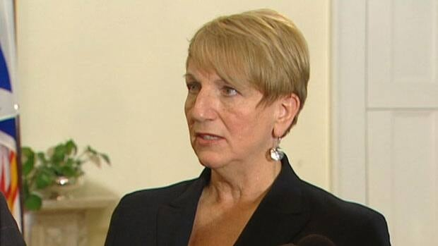 Premier Kathy Dunderdale said there was nothing secretive about a cabinet order she signed in December about Elizabeth Matthews.