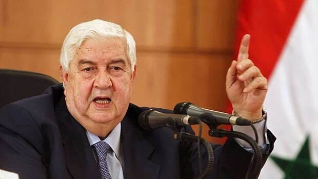 Syria's Foreign Minister Walid al-Moualem said Monday the country an Arab peace deal aimed at ending nine months of unrest after Russia advised it to ratify the plan.