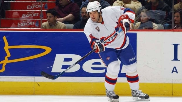 Stephane Quinal spent seven of his 16 NHL seasons playing with the Montreal Canadiens.