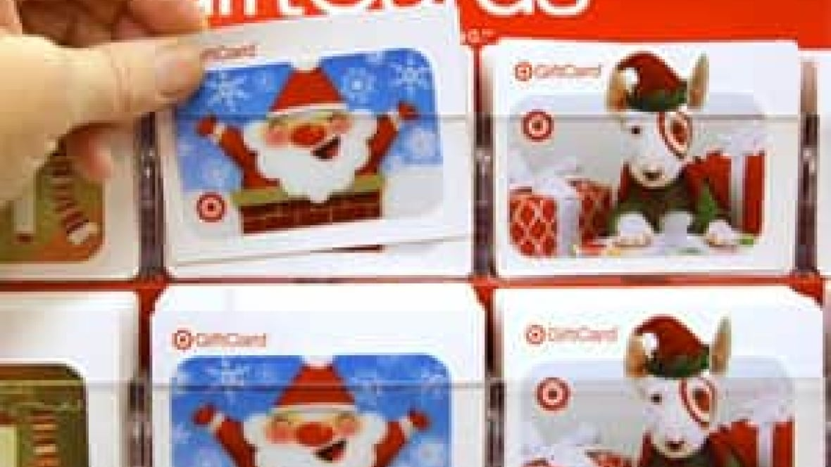Apps could help cut down on $500M US worth of unused gift cards ...