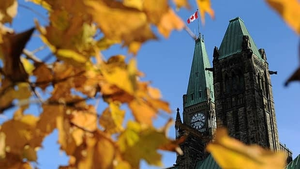 The carillon in Parliament Hill's Peace Tower will play a selection of music to mark Remembrance Day, Nov. 11.