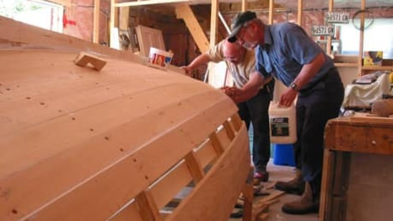 Boat Builders Struggling To Find Materials Cbc News