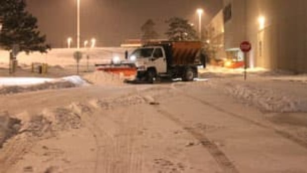 School Closures Toronto: Closure Info: Snow Day For Toronto School Kids