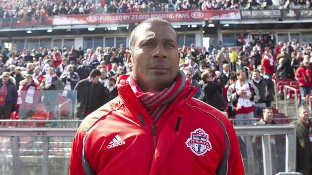 Toronto FC 's head coach Aron Winter has helped oversee substantial improvements in his squad this year.