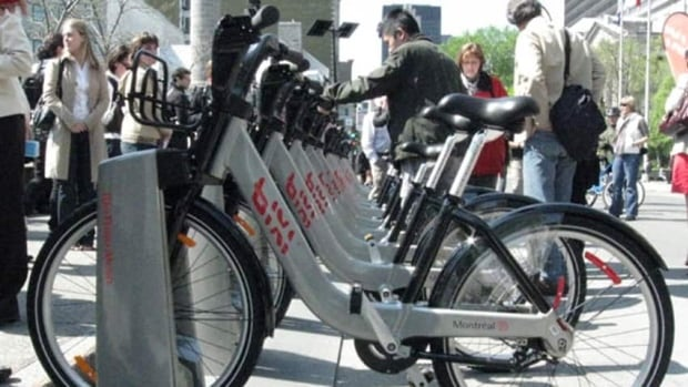 New figures show Bixi's current membership at 33,715 users, down slightly from previous years.