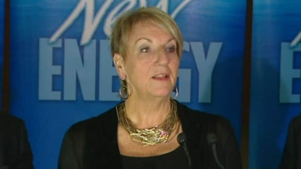 Kathy Dunderdale announced her resignation as the 10th premier of Newfoundland and Labrador on Jan. 22.