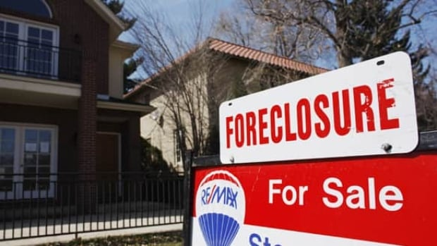Foreclosure statements of claim are up in Canada's oilsands capital.