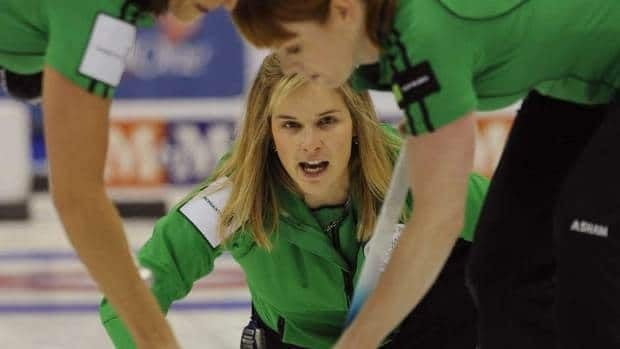 Skip jennifer Jones locked up a berth at the 2013 Olympic curling trials by winning the Canada Cup of Curling on Sunday.
