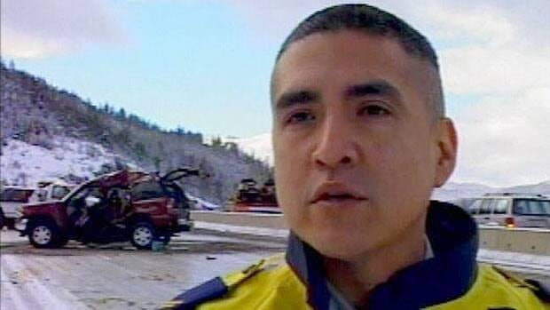 RCMP Cpl. Monty Robinson must stand trial in connection with a fatal traffic accident in 2008.
