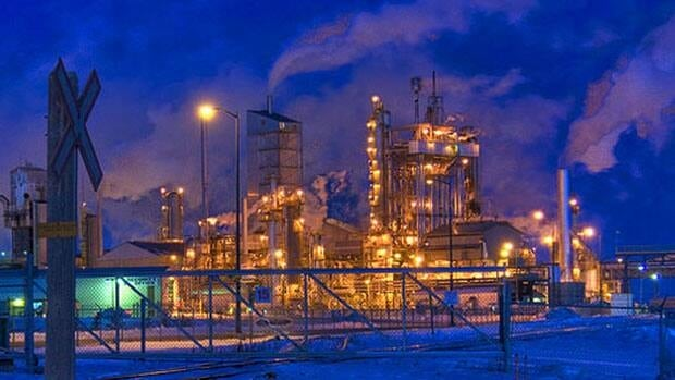 The Koch Fertilizer plant in Brandon, Man., was the largest emitter of greenhouse gases in Manitoba in 2009.