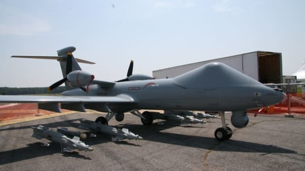 Pilotless aircraft like this Auvsi drone are among the 7,000 flying robots used by the U.S. military, largely in Iraq and Afghanistan.