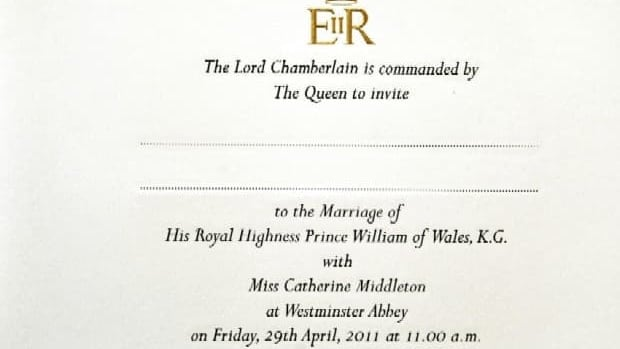 People will be watching their mail in hopes of getting an invitation to the wedding of Prince William and Kate Middleton, set for April 29.