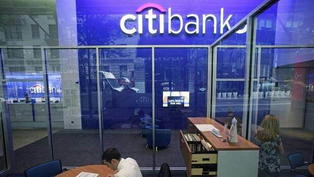 A branch of Citibank in New York, part of the financial empire that comprises Citigroup, shown in October. A judge has rejected a $285 million US civil fraud settlement between Citigroup and the U.S. Securities and Exchange Commission.