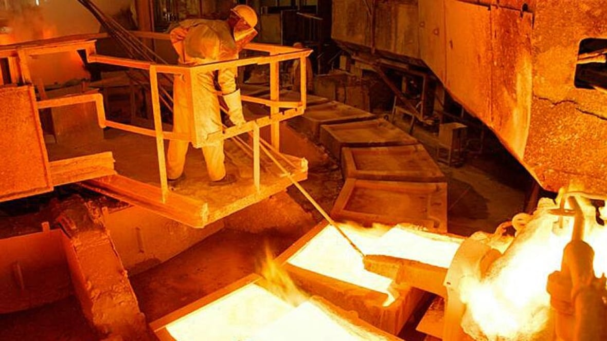 Copper mining expansion predicted - Business - CBC News