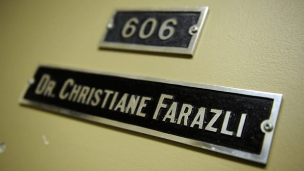 Christiane Farazli used to run a clinic on Carling Avenue in Ottawa's west end. She has since shut down and her business address is a home in the city's south end.