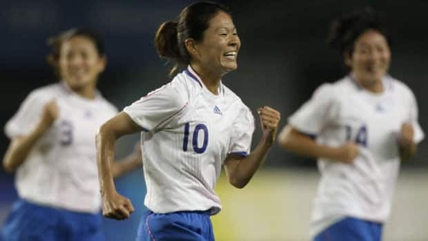 Japan's Homare Sawa is regarded as one of the best ever players from Asia in the women's game.
