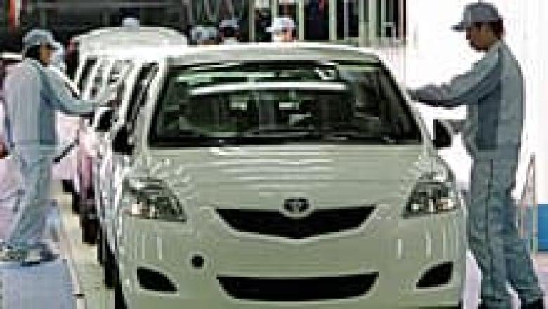 Toyota Plans European Shutdown Cbc News