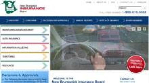 The New Brunswick Insurance Board is tasked with regulating insurance rates in the province.